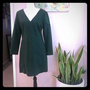 Kate Spade Saturday green dress size 8